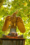 Aigle allemand Photos libres de droits