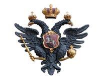 Aigle avec deux têtes Image libre de droits