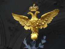 Aigle d'or Images libres de droits