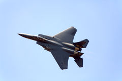 Aigle de la grève F-15 photos libres de droits