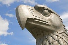 Aigle de Tempelhof Photographie stock