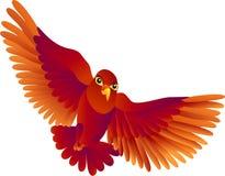 Aigle de vol. Illustration de vecteur   Image libre de droits