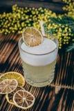 Aigre de whiskey de cocktail photo libre de droits