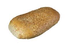 Aigre-pain avec les graines de sésame photo stock