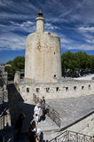 Aigues-Mortes Royalty Free Stock Photo