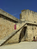 Aigues Mortes. In Provence, France Royalty Free Stock Photos