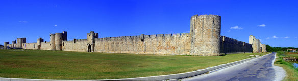 Aigues Mortes Stock Photo