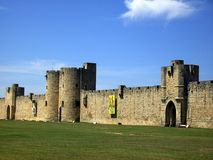 Aigues Mortes  Royalty Free Stock Photo