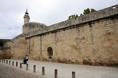 Aigues Mortes - Camargue, France Stock Photos