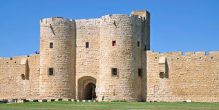 Aigues-Mortes,Camargue,France Stock Photo