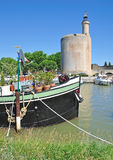 Aigues-Mortes,Camargue,France Royalty Free Stock Image