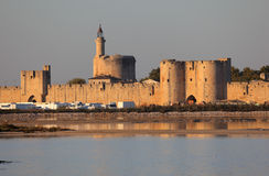 Aigues-Mortes, France Royalty Free Stock Photo