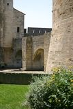 Aigues-Mortes / France Stock Photography