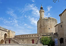 Aigues-Mortes, France Stock Image