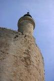 Aigues-Mortes/Frankreich Stockbild