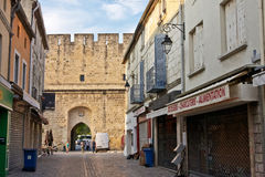 Aigues-Mortes Royalty Free Stock Image