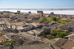Aigues Mortes, Provence, France Stock Photos