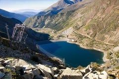 Aiguestortes national park royalty free stock image