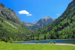 Aiguestortes National Park royalty free stock photos