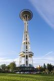 Aiguille de l'espace de Seattle Images libres de droits