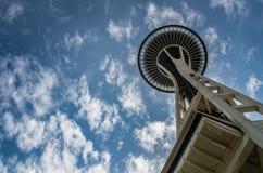 Aiguille de l'espace de Seattle Photo libre de droits
