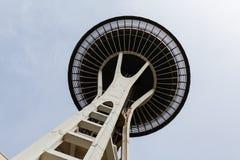 Aiguille de l'espace, Seattle, Washington Images libres de droits