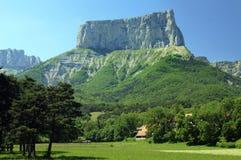 Aiguille de Mont Image libre de droits