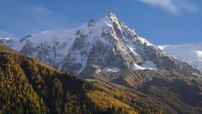 Aiguille du Midi Image libre de droits