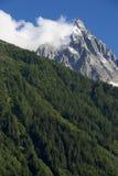 Aiguille du Midi Royalty Free Stock Image