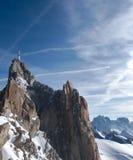 Aiguille du Midi Stock Foto's