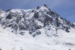 Aiguille du Midi Imagenes de archivo