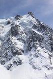 Aiguille du Midi Fotos de archivo