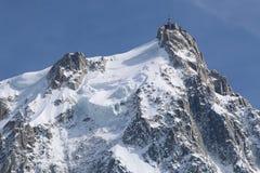 Aiguille du Midi Imagen de archivo