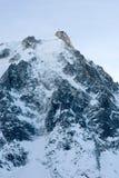 Aiguille du Midi, France Royalty Free Stock Photos