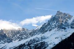 Aiguille du Midi, France Stock Image