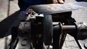 Aiguisez l'industrie de machine de couteau clips vidéos