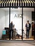 AIIZ de inzameling van de Zomer 2012 Stock Foto
