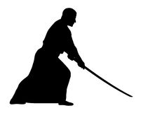 Aikido Fotografía de archivo libre de regalías