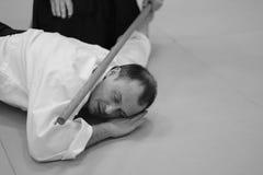 Aikido Fotos de archivo