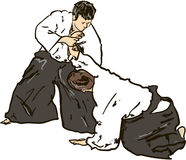 Aikido Stock Photography