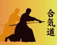 Aikido. Royalty Free Stock Image
