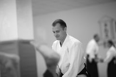 Aikido Royalty Free Stock Photography