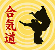 Aikido. Stock Images