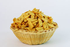 Ail frit Image stock