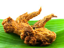 Aile de Fried Chicken image stock