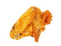Aile de poulet Images stock
