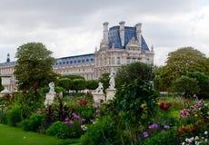 Aile du sud du Louvre Images libres de droits