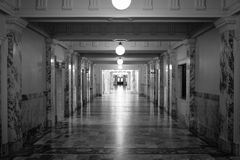Aile intérieure de capitol d'état de l'Idaho Image stock