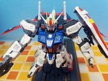 Aile-Streik Gundam Lizenzfreie Stockfotografie
