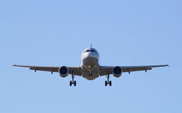 Ailes d'Allemand d'Airbus A-319 Photo stock
